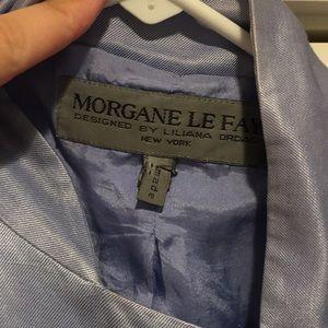 Morgane Le Fay Jackets & Coats - Vintage Morgane Le Fay military style jacket